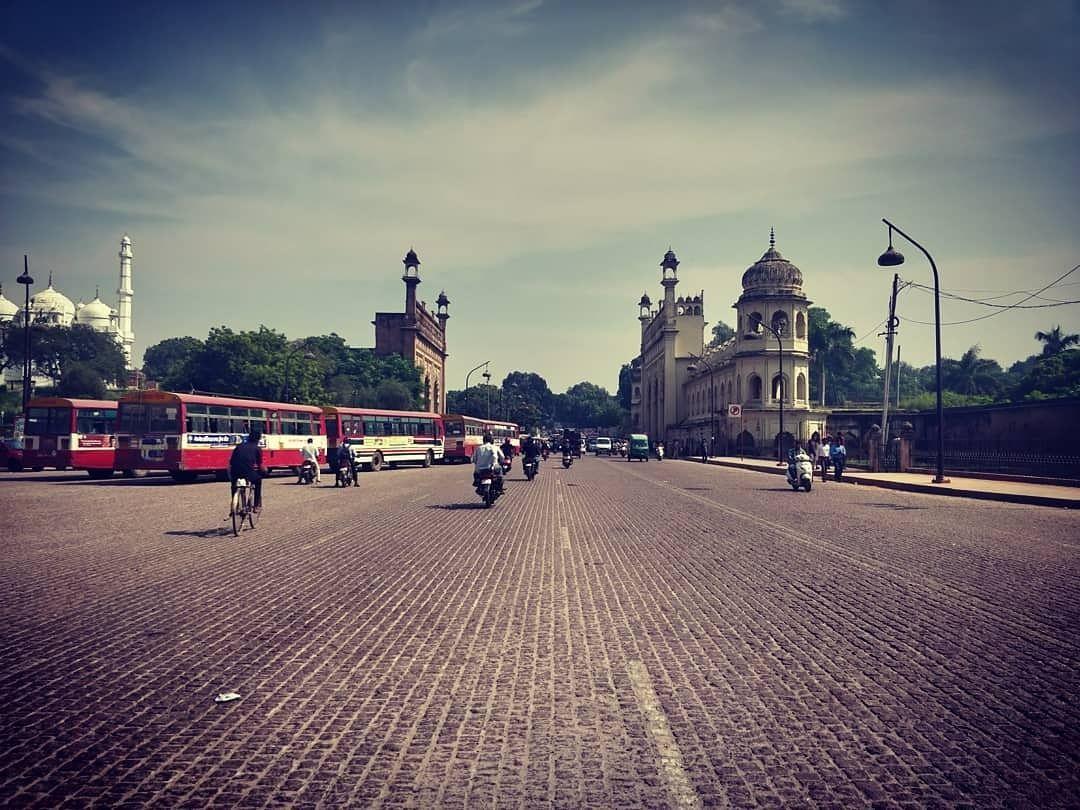Photo of Lucknow By Himanshu Sharma