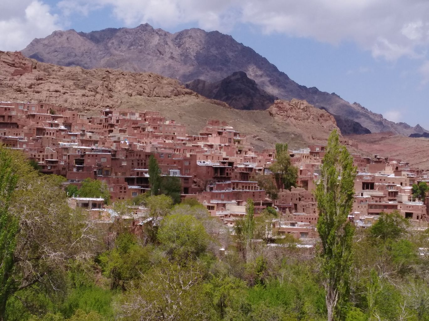 Photo of Abyaneh Traditional Village By Zobeydeh f