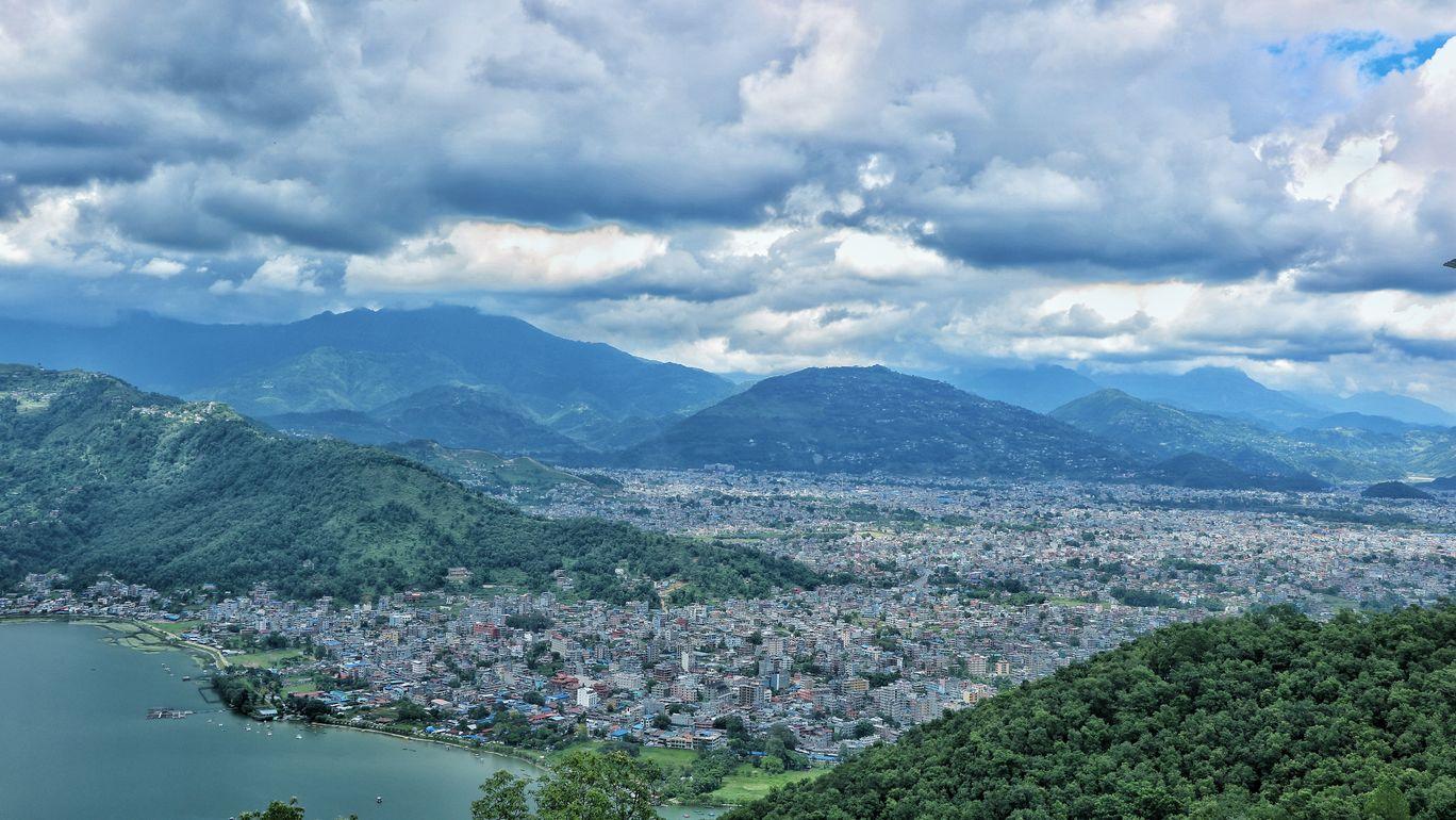 Photo of Pokhara By Aayushi Sawarn