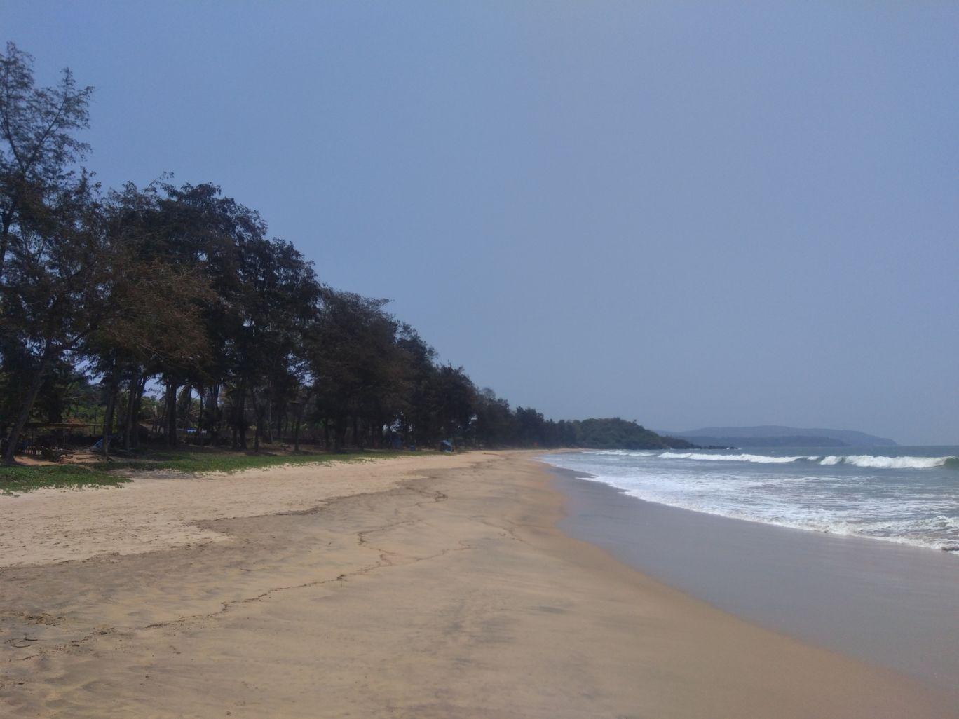 Photo of Talpona Beach By Ishang Sinha