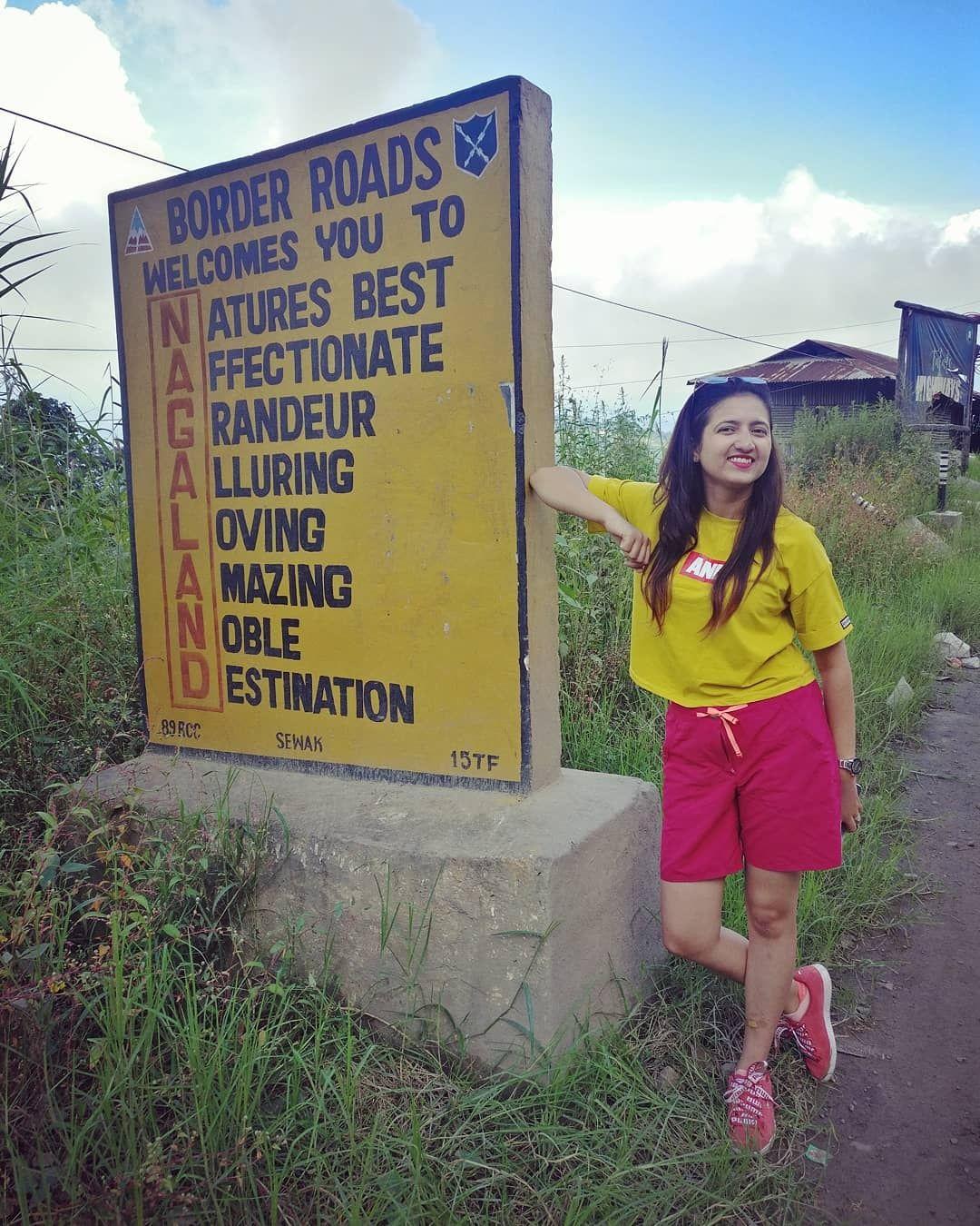 Photo of Nagaland By Shruti Hans