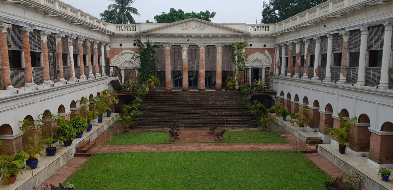 Photo of The Rajbari Bawali By sayanki chakraborty