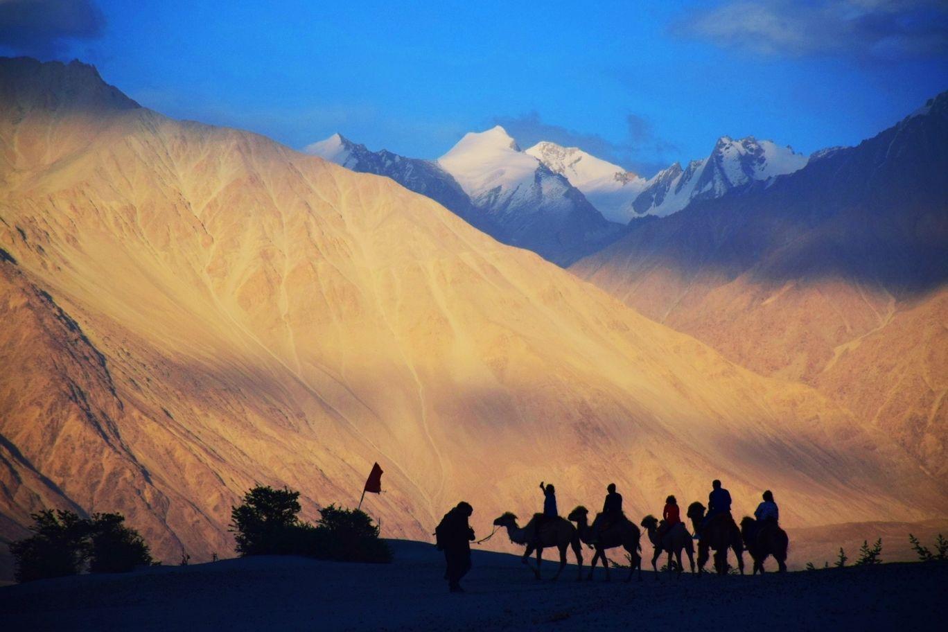 Photo of Nubra Valley By Kashish Khanna