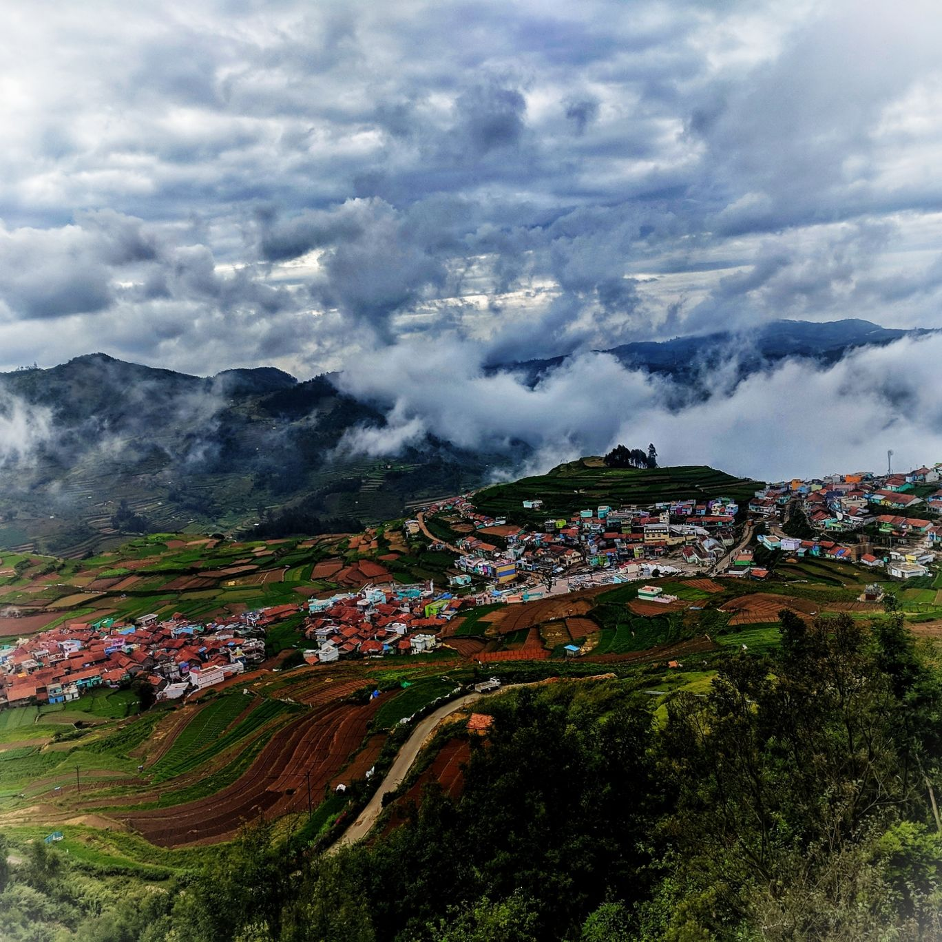 Photo of Kodaikanal By Raja Vignesh