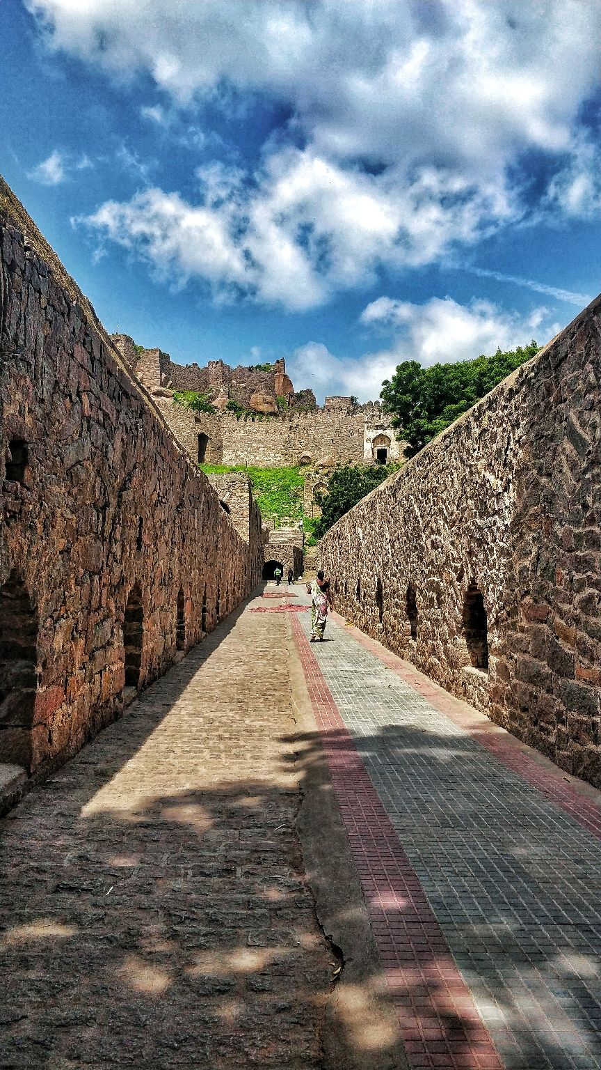 Photo of Golconda Fort By Geetika Datta