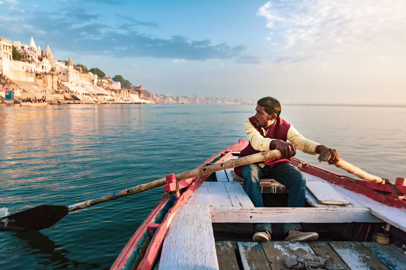 Photo of Varanasi By Himanshu Sadhwani