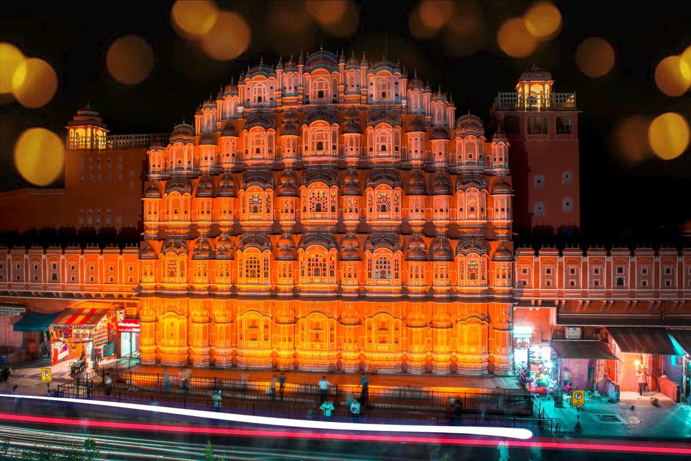Photo of Hawa Mahal By gupta ji