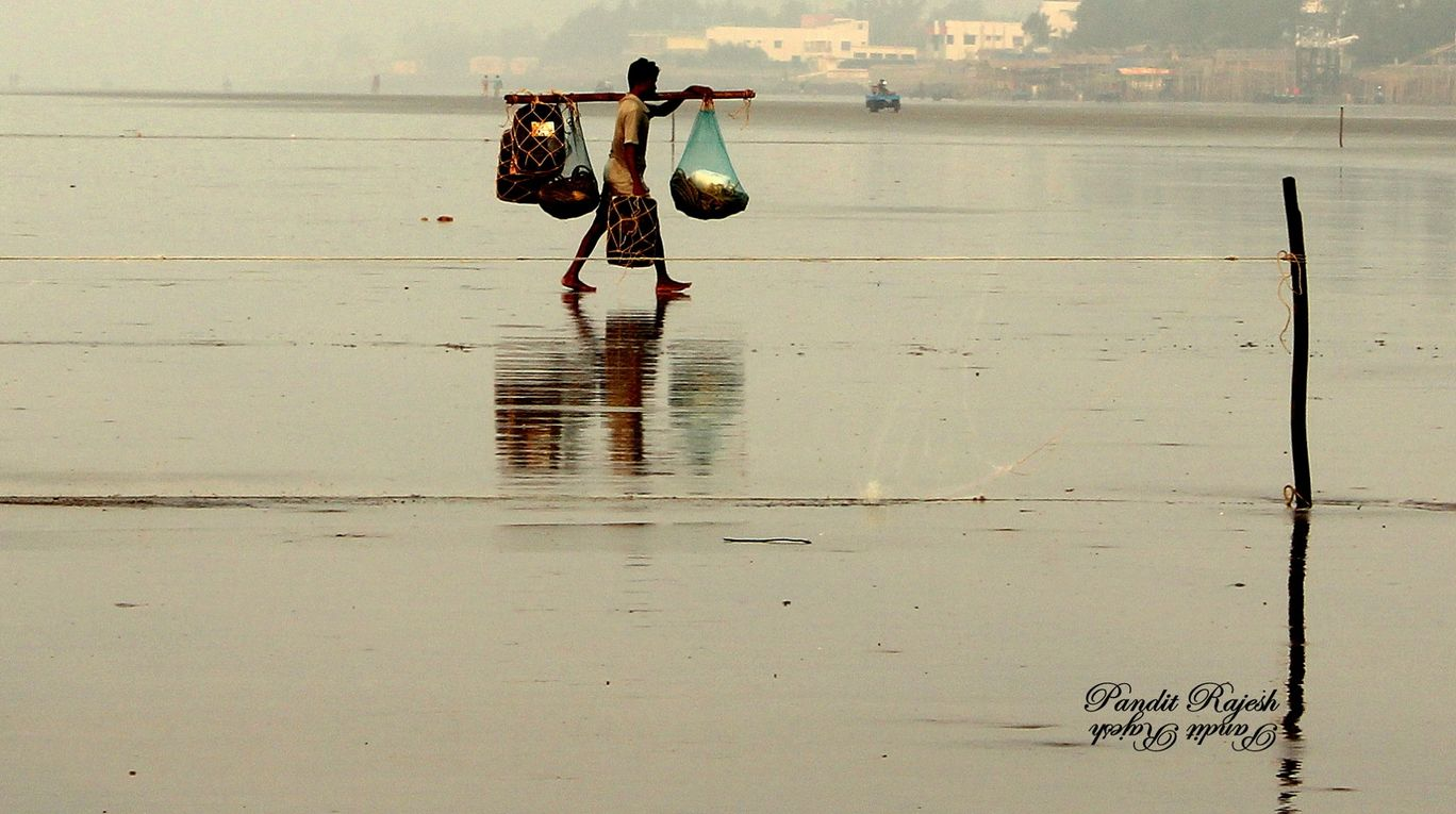 Photo of Mandarmani Beach kolkata By Pandit Rajesh Wangoo