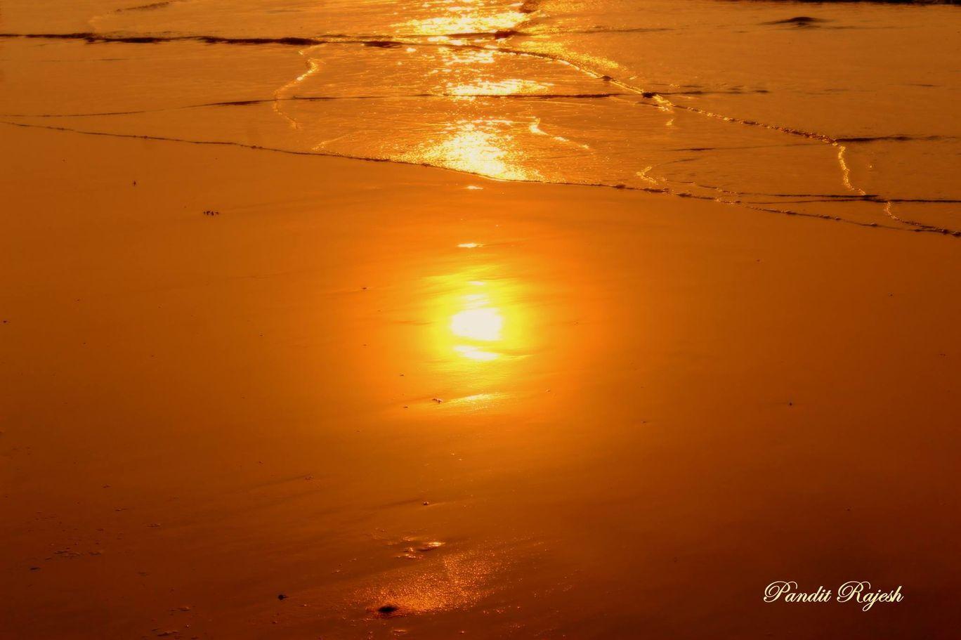 Photo of Mandarmani Beach kolkata By Pandit Rajesh Wangoo