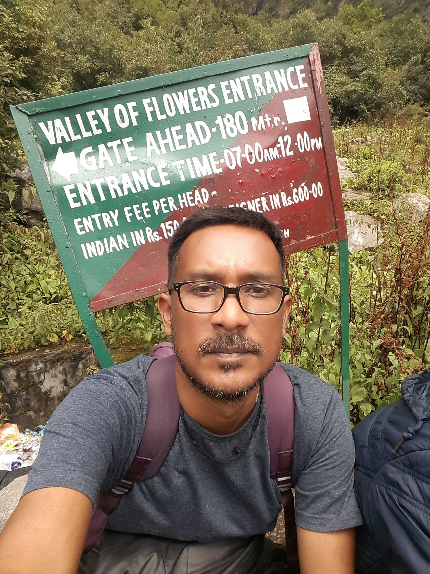 Photo of Valley of Flowers National Park By Bikash Rajkonwar