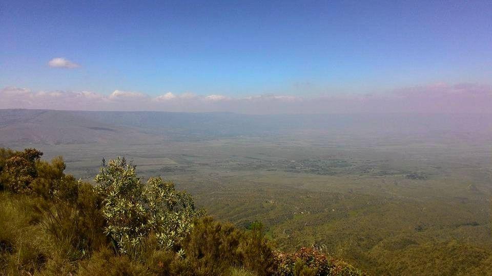 Photo of Mount Longonot By Akhilesh Gannavarapu