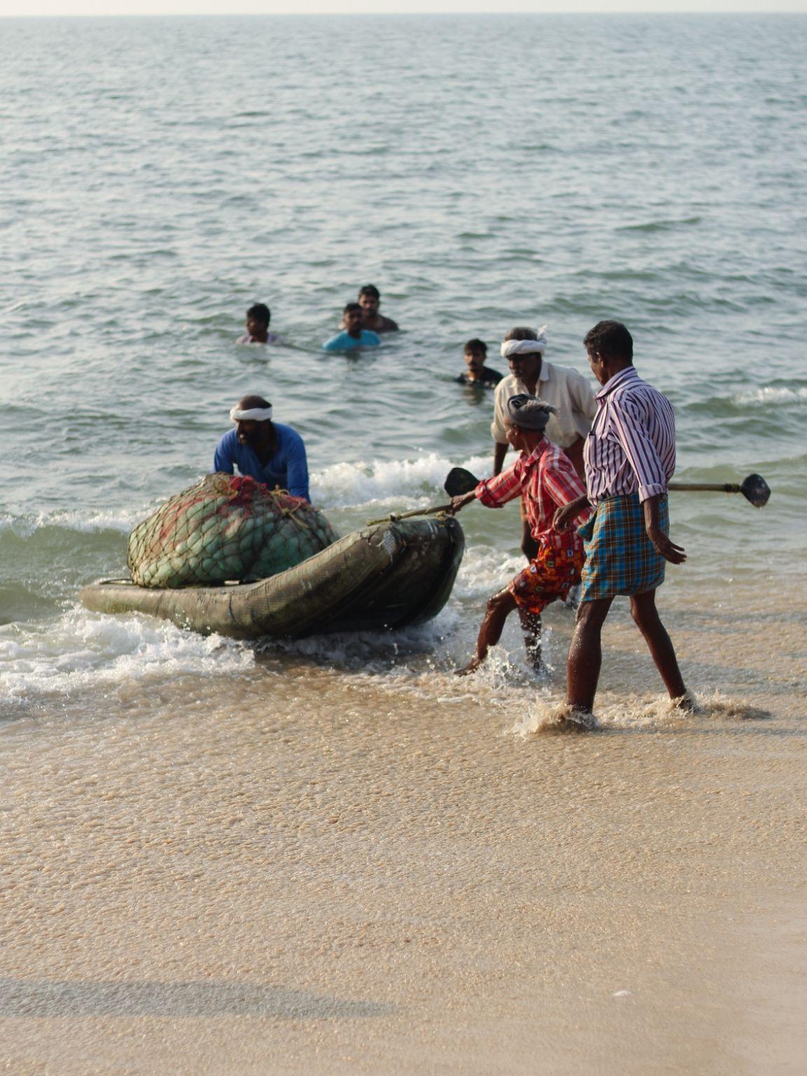 Photo of Marari Beach By jose raphael
