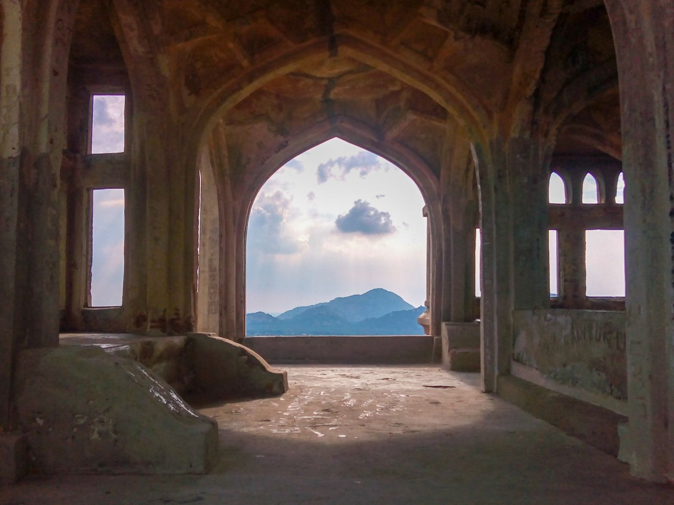 Photo of Gingee Fort By jose raphael