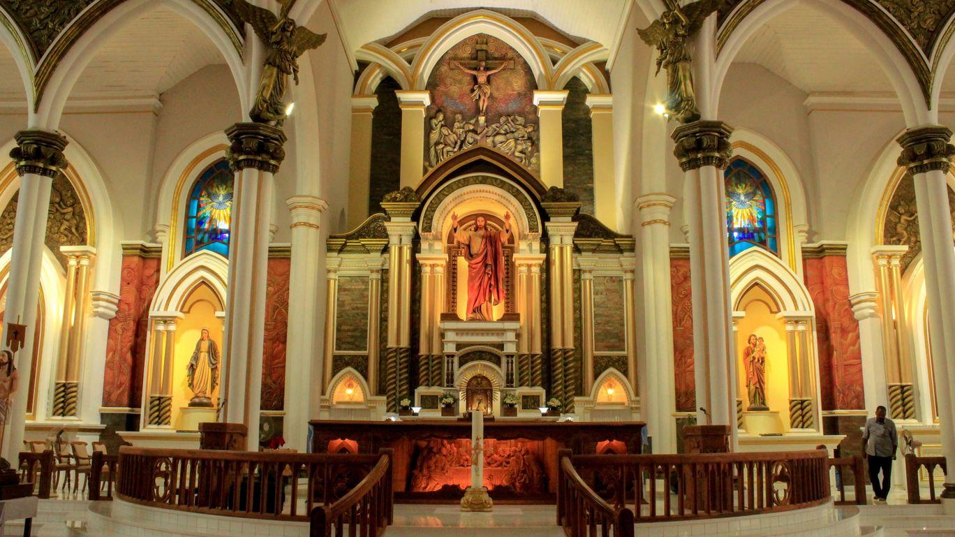 Photo of Arthunkal Basilica Church By jose raphael