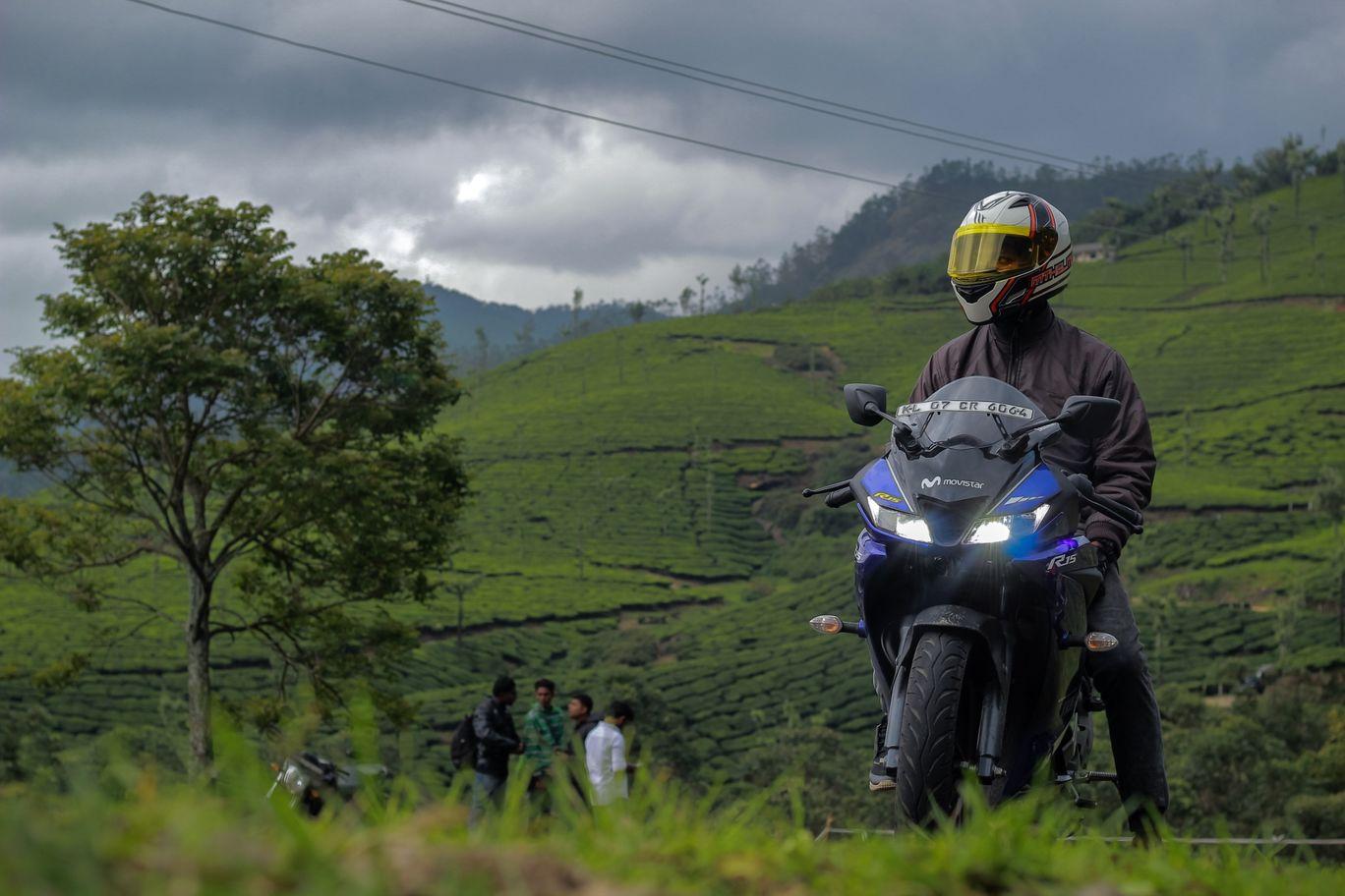 Photo of Munnar - Udumalpet Road By jose raphael