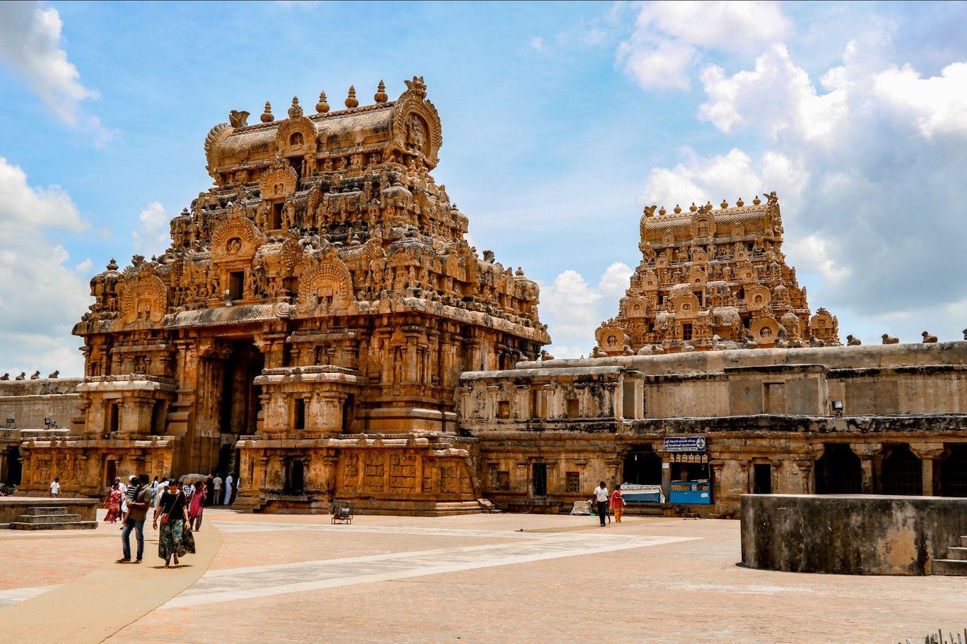 Photo of Brihadeeswara Temple By Gopikrishnan Vijikumar