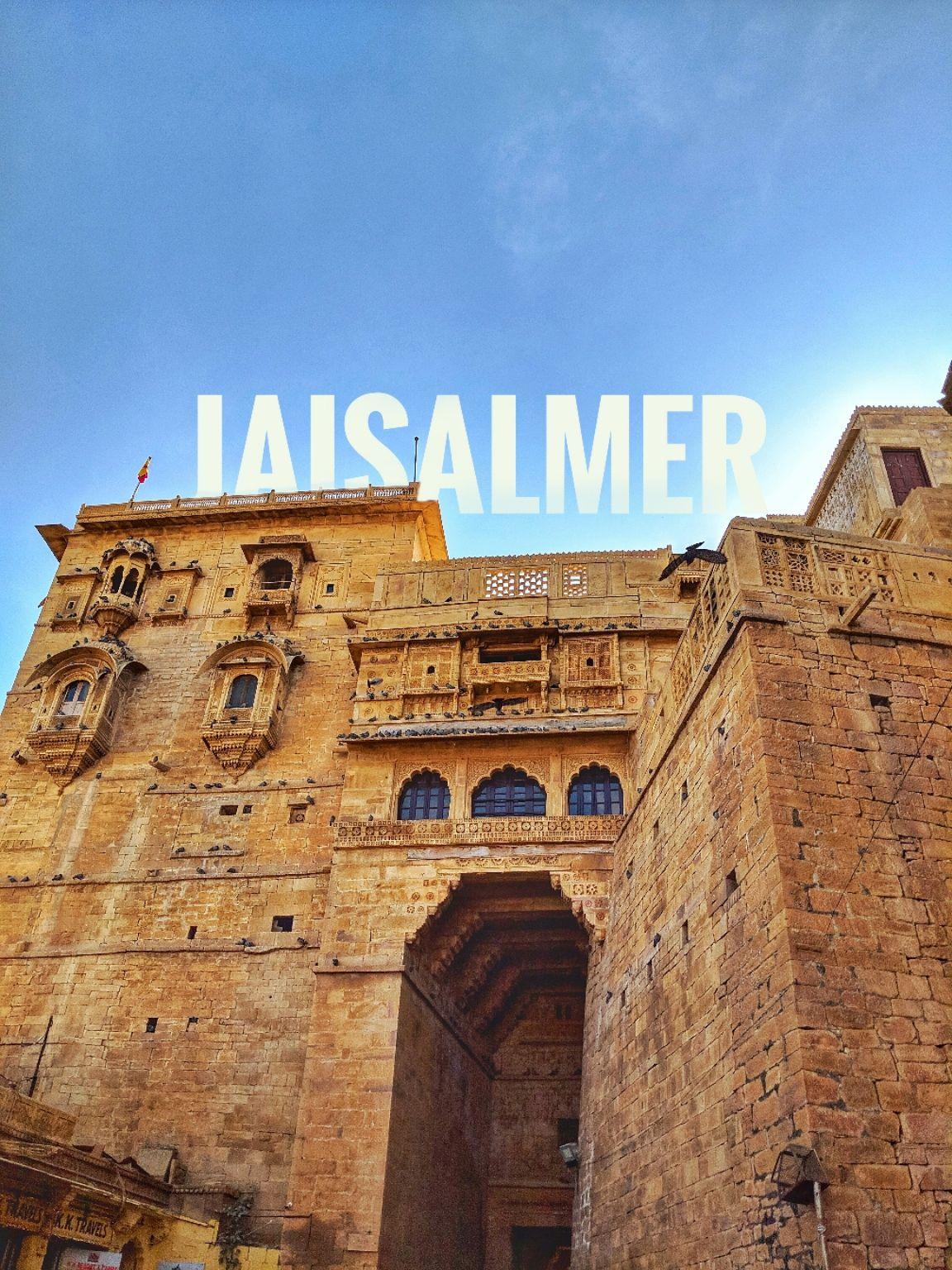 Photo of Jaisalmer By Prashant Vatsa