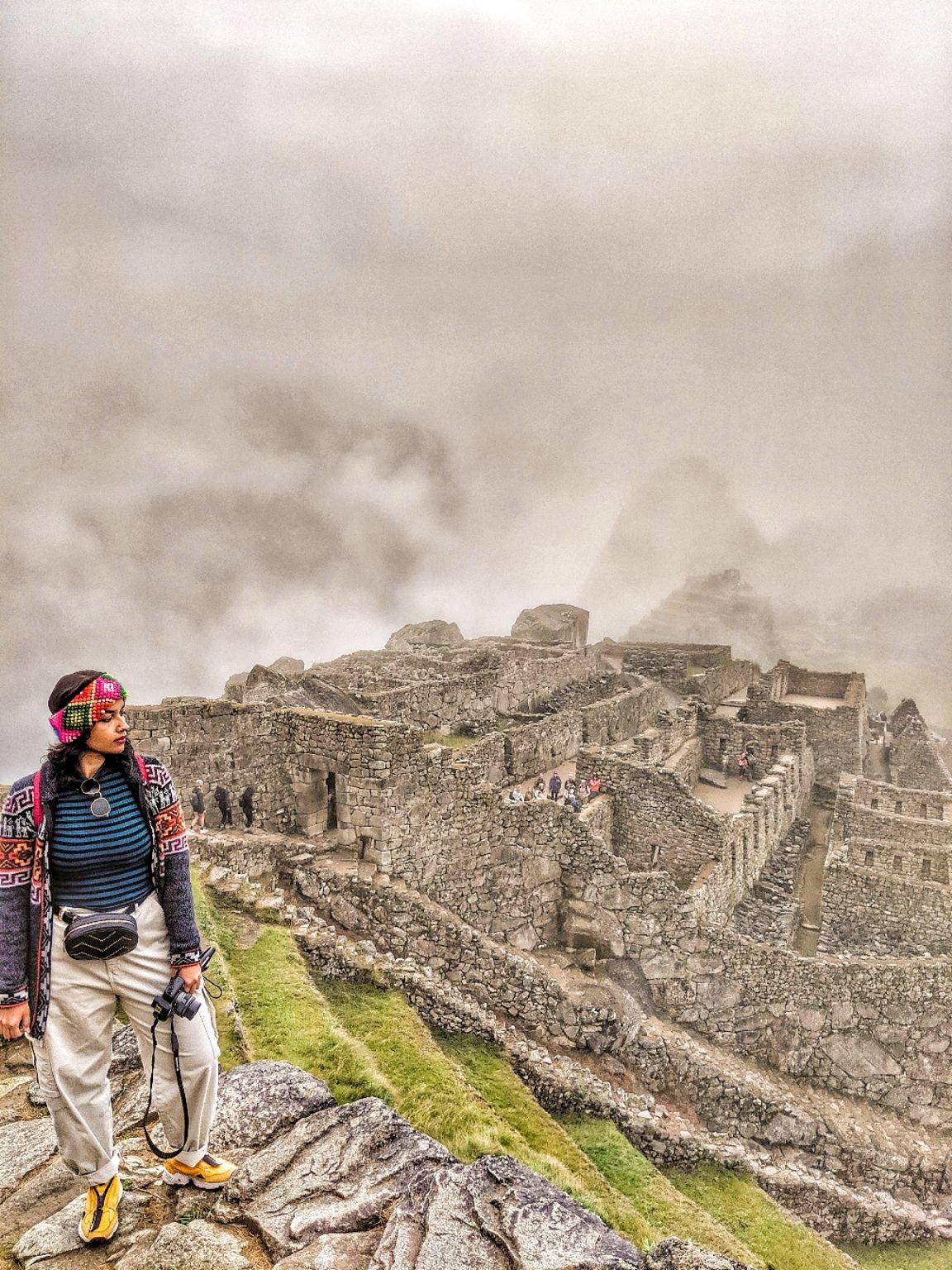 Photo of Machu Picchu By Soumi Datta