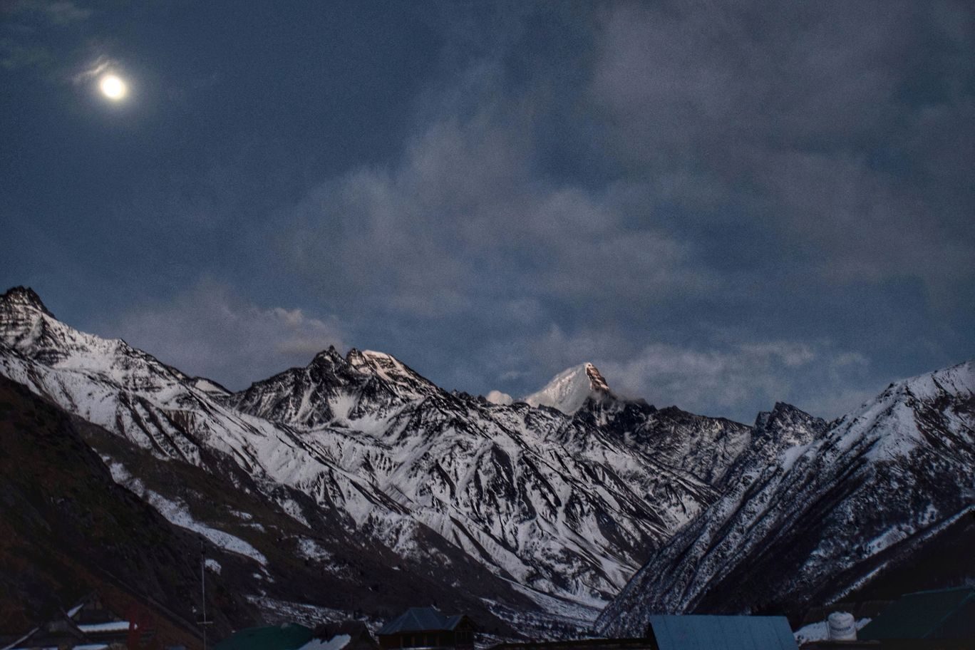 Photo of Chitkul By Akash Duhoon