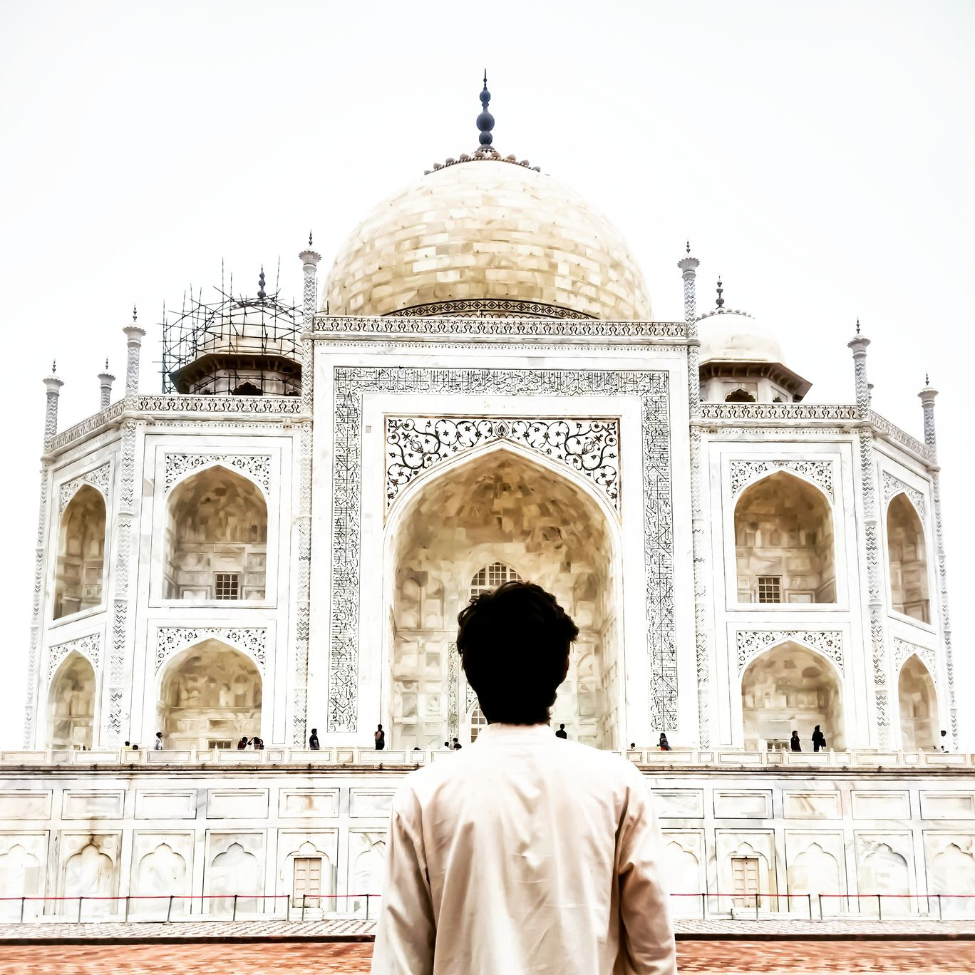 Photo of Taj Mahal By Satyam Goje
