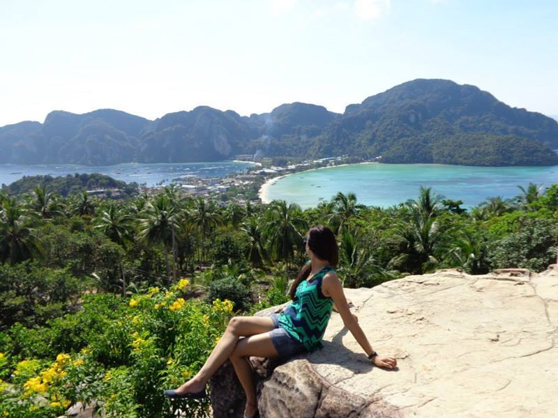 Photo of Phi Phi Islands By Abhilasha Sameer Sharma