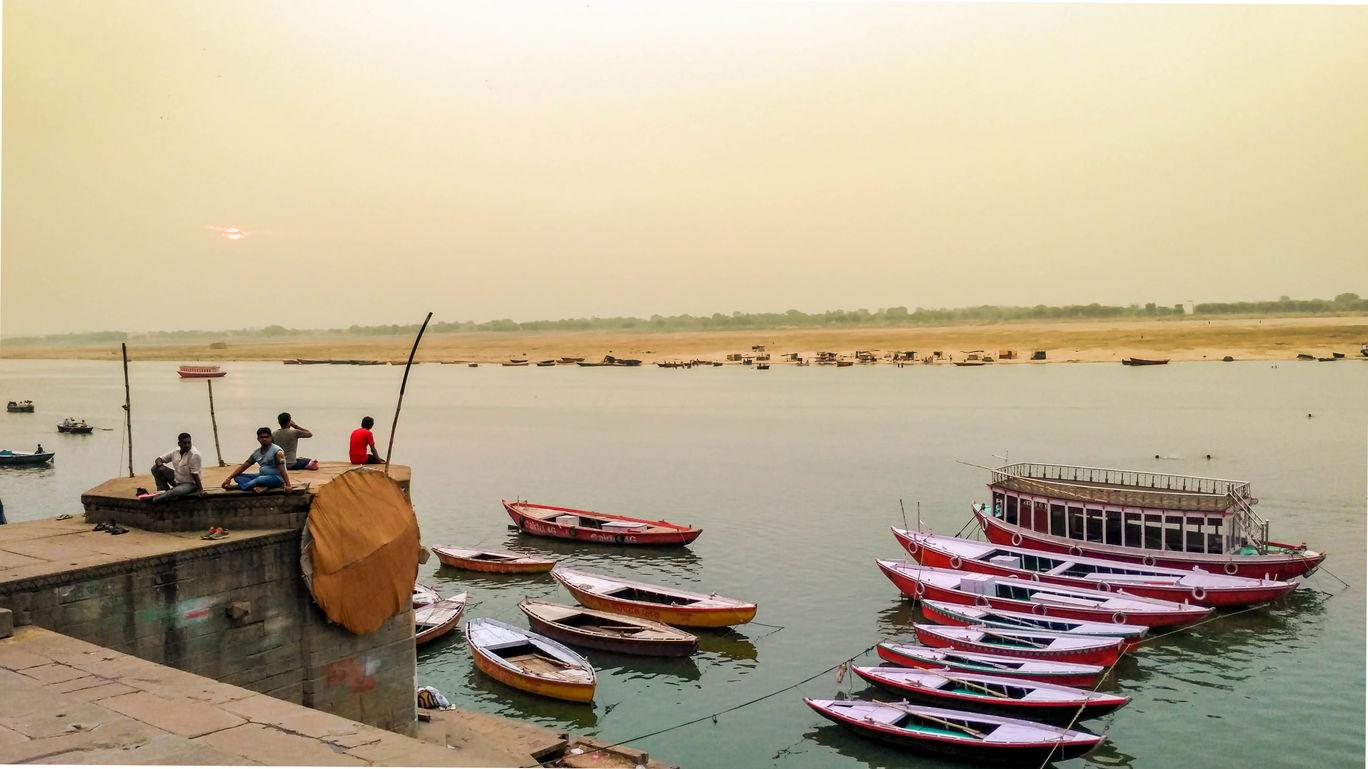 Photo of Varanasi By Harshit Mundra