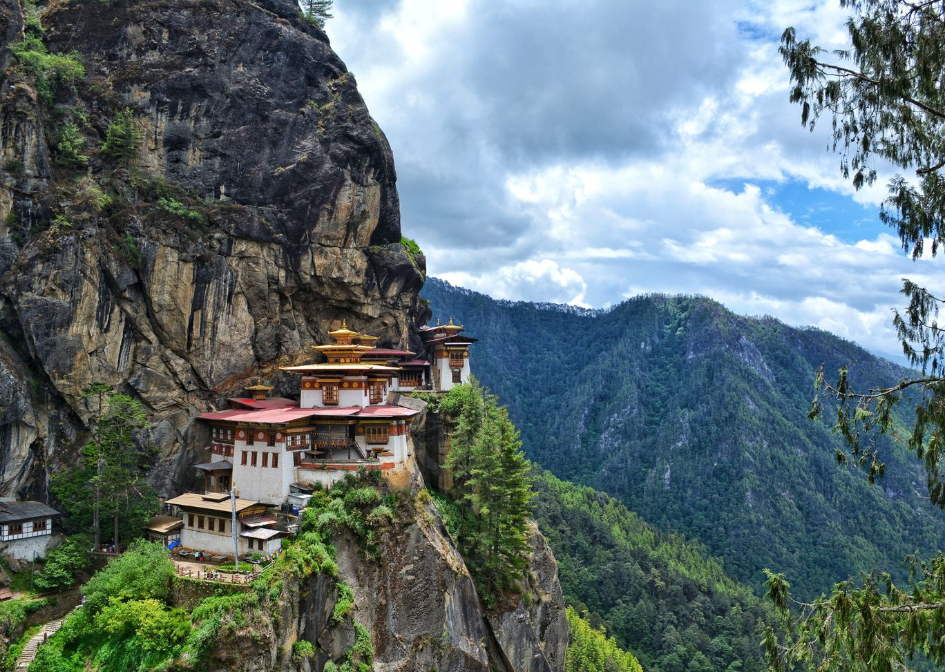 Photo of Tigers Nest By Yash Agrawal