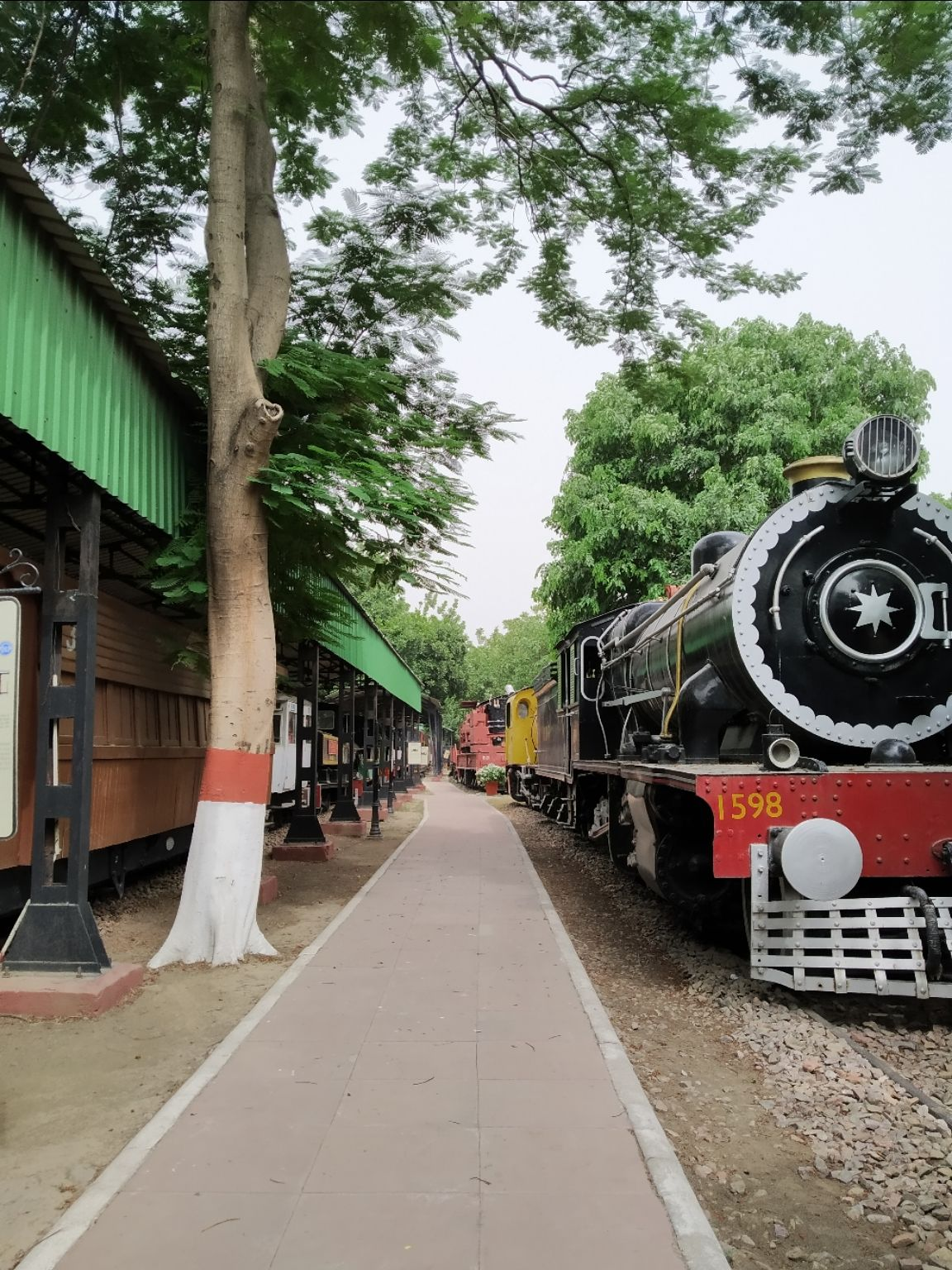 Photo of National Rail Museum By Priya Kamra