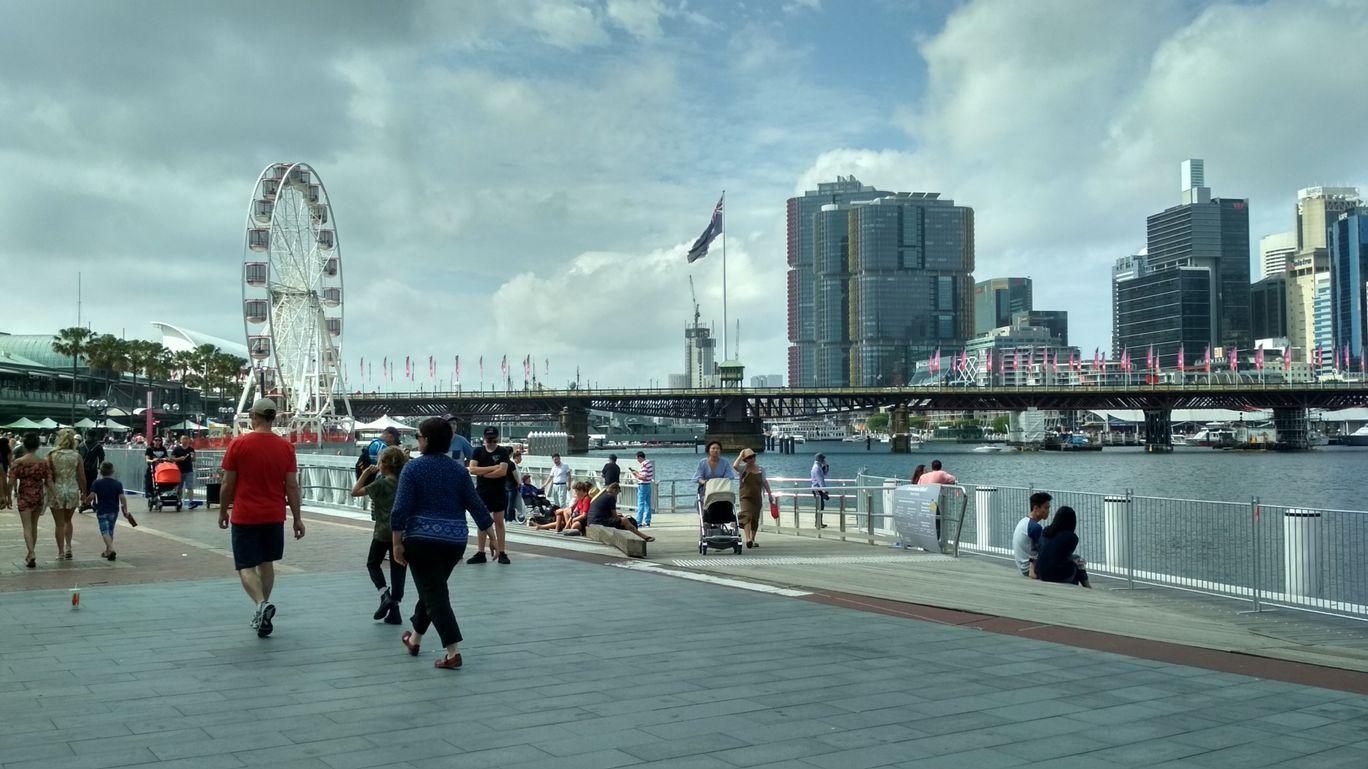 Photo of Darling Harbour By Priya Kamra