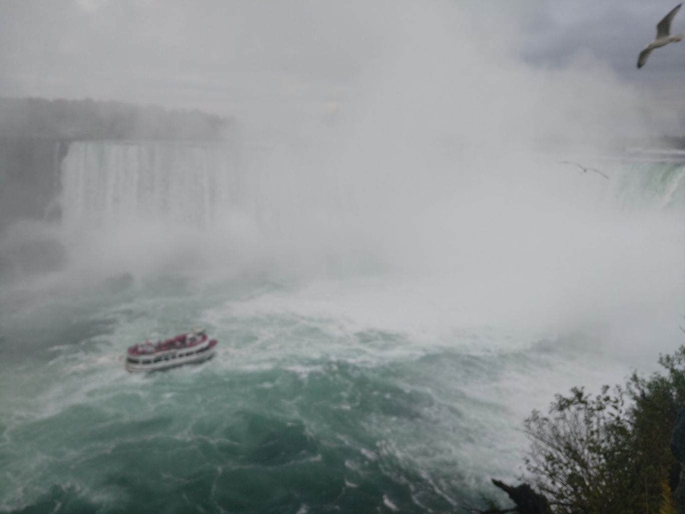 Photo of Niagara Falls By Sumit Srivastava