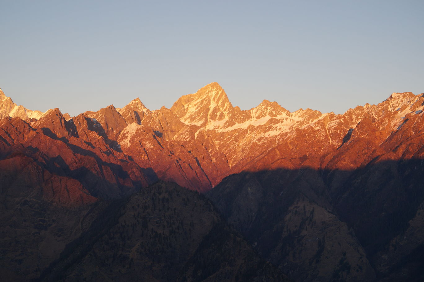 Photo of Natural beauty in Auli, Uttrakhand By Ankur