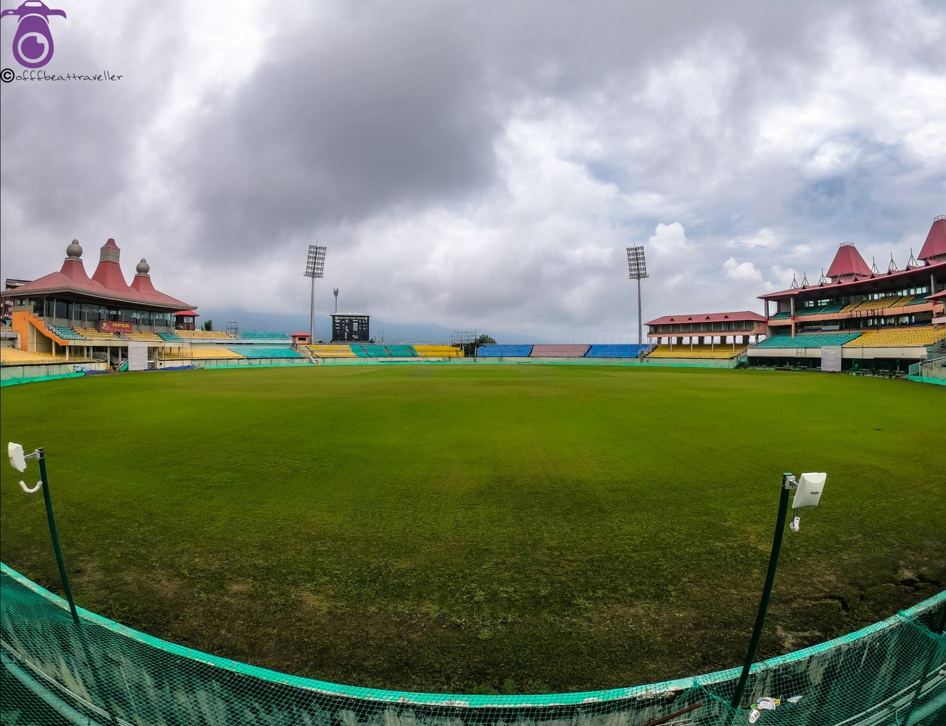 Photo of HPCA Cricket Stadium By Samir Anand
