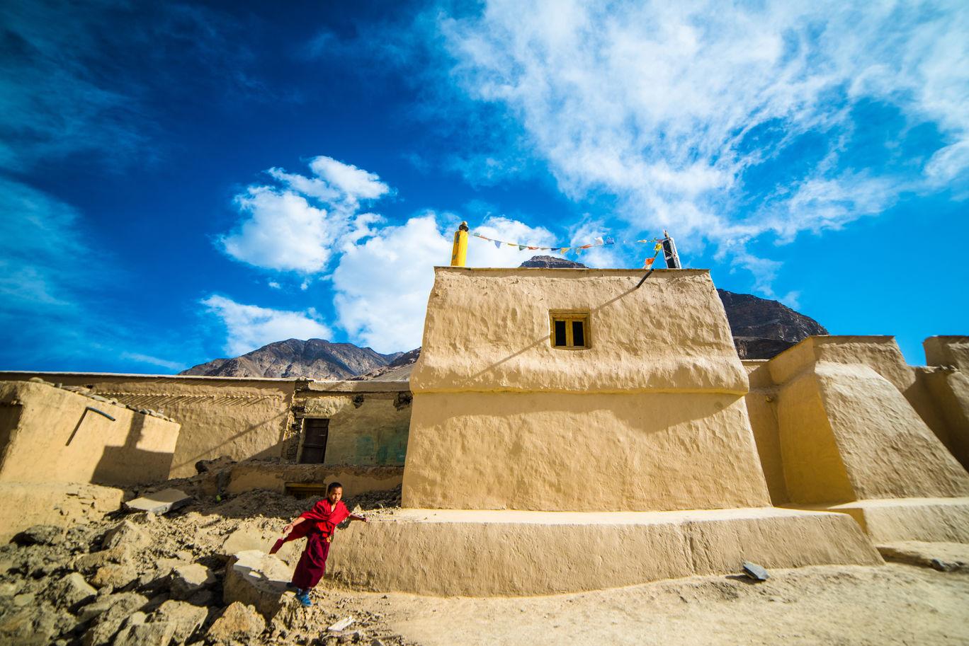Photo of Tabo Monastery By Sambit Dattachaudhuri