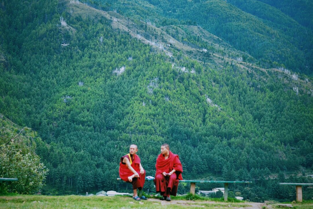Photo of Bhutan By Himanshu Verma