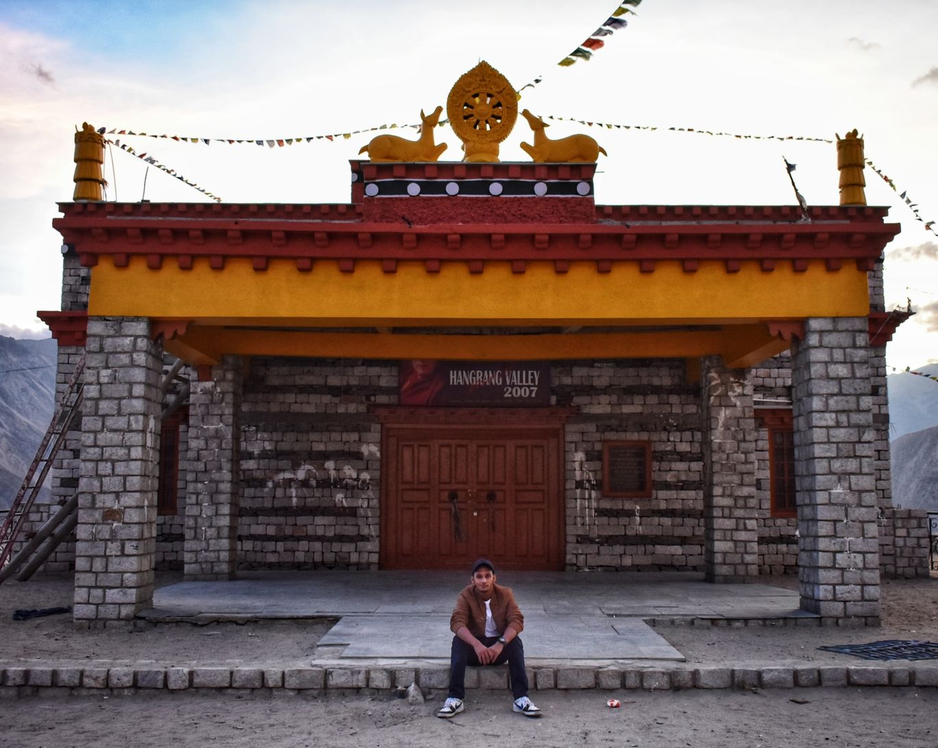 Photo of Nako - Buddhist Temple By Abhay Banthia