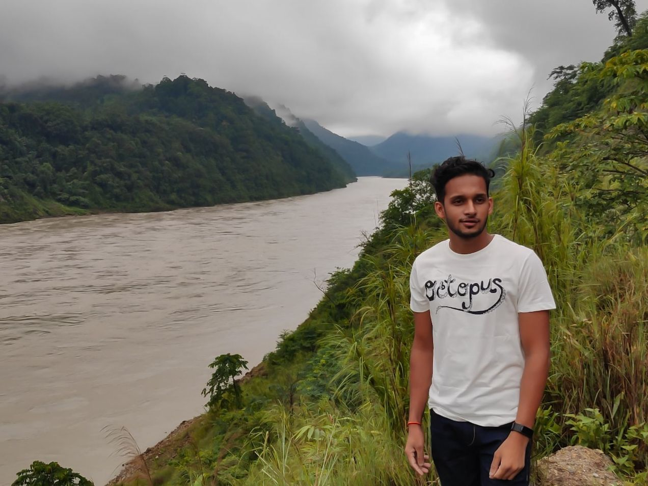 Photo of Pasighat By Abhay Banthia