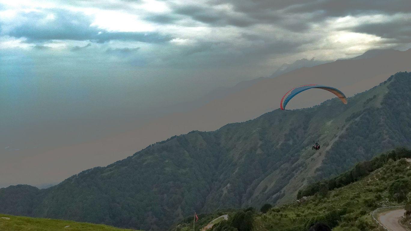 Photo of Bir Billing Takeoff By Shashwat Sangal