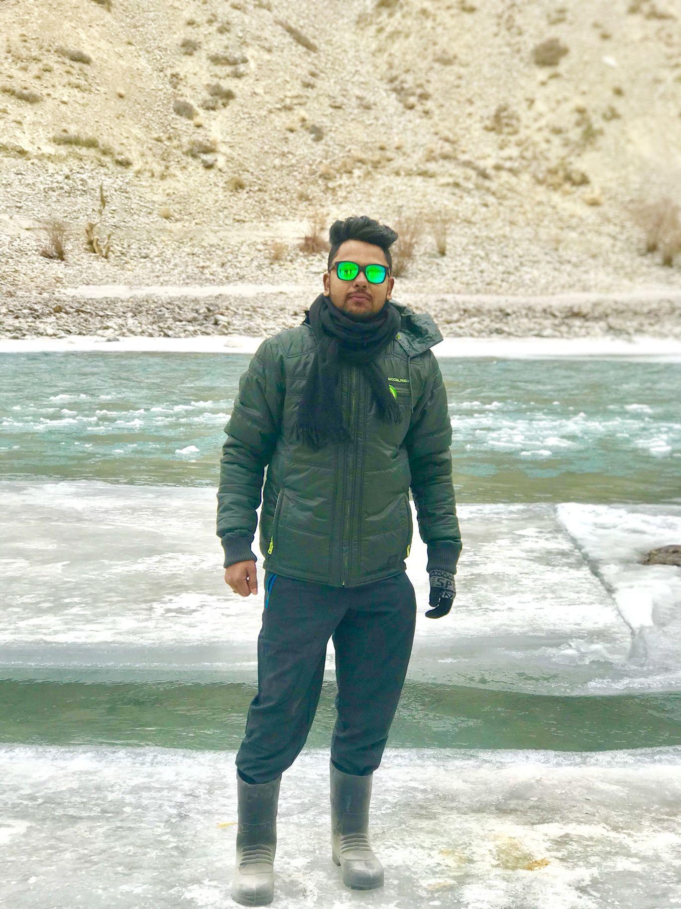 Photo of Chadar trek - Trekking In Ladakh - Frozen River Trekking In Ladakh By Amit Shaw