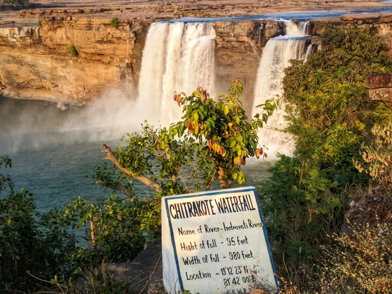 Photo of Chitrakoot Falls By Vishal Kumar
