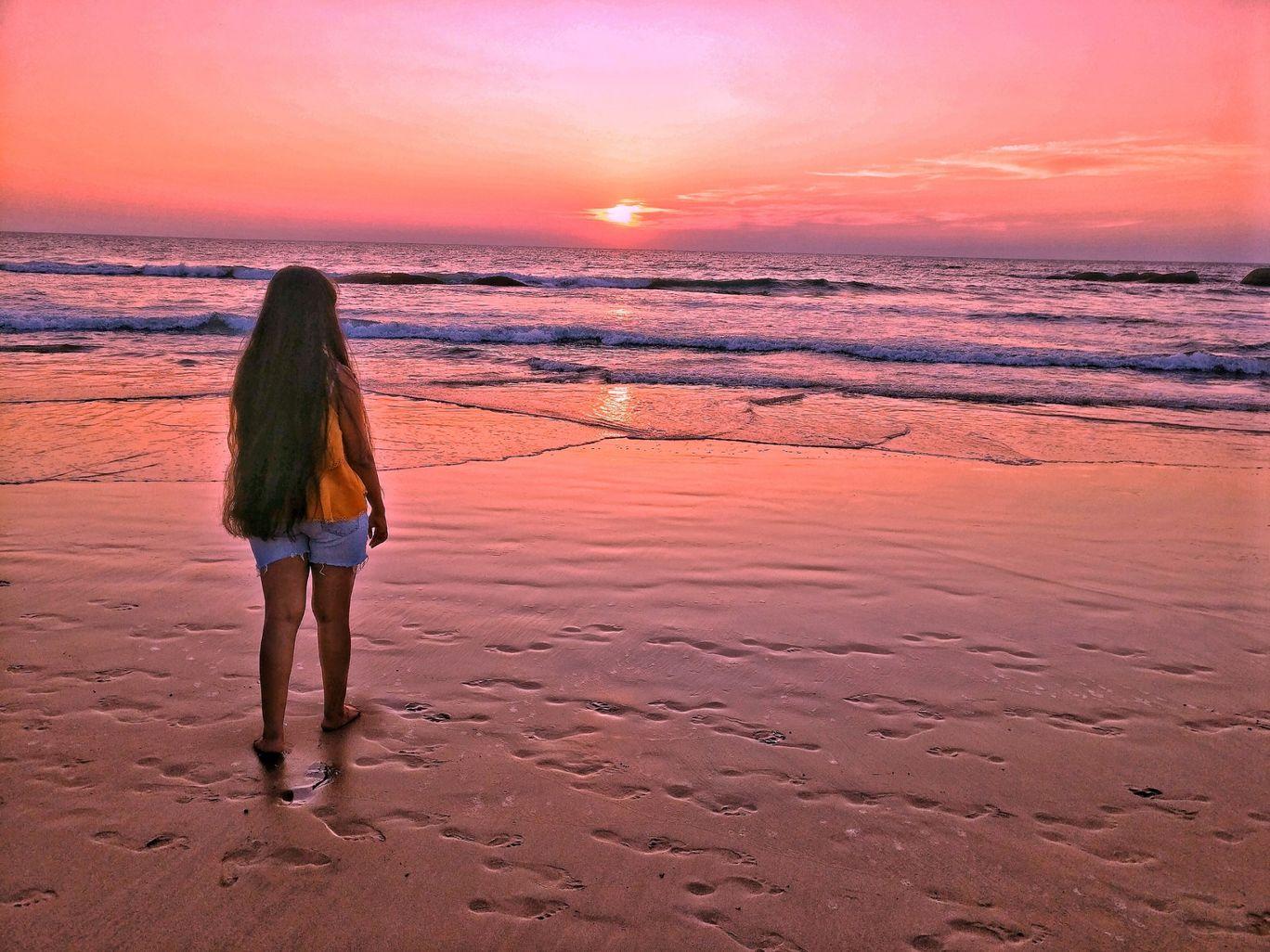Photo of Agonda Beach By Swati Chandra