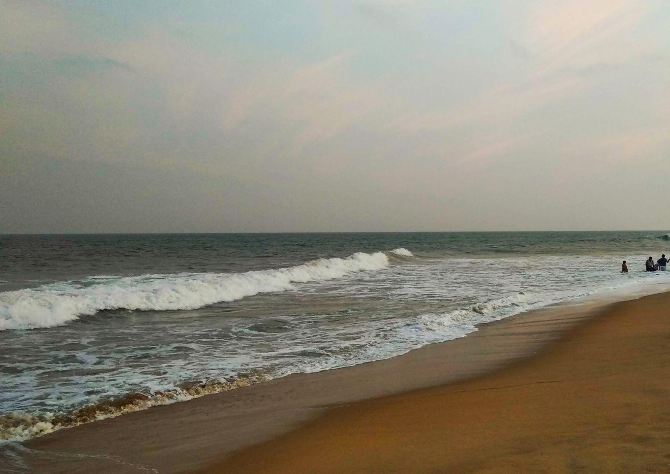 Photo of Mahabalipuram By Anuradha Mod