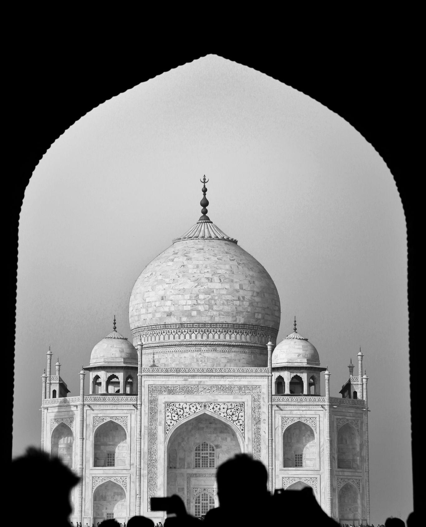 Photo of Taj Mahal By Dimpy Gogoi