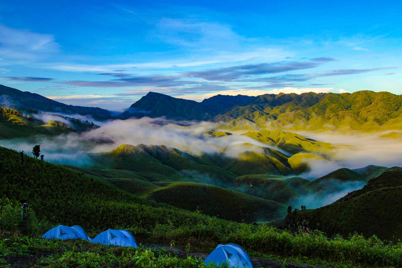 Photo of Dzükou Valley By Dimpy Gogoi