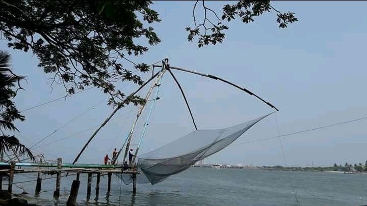 Photo of Fort Kochi Beach By Anantha Padmanabhan M