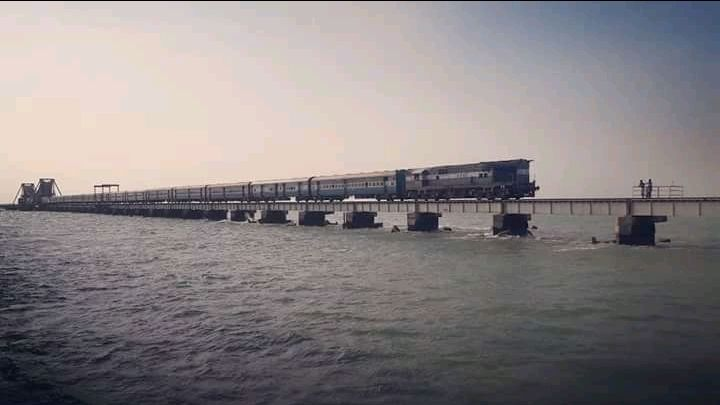 Photo of Rameswaram By Anantha Padmanabhan M