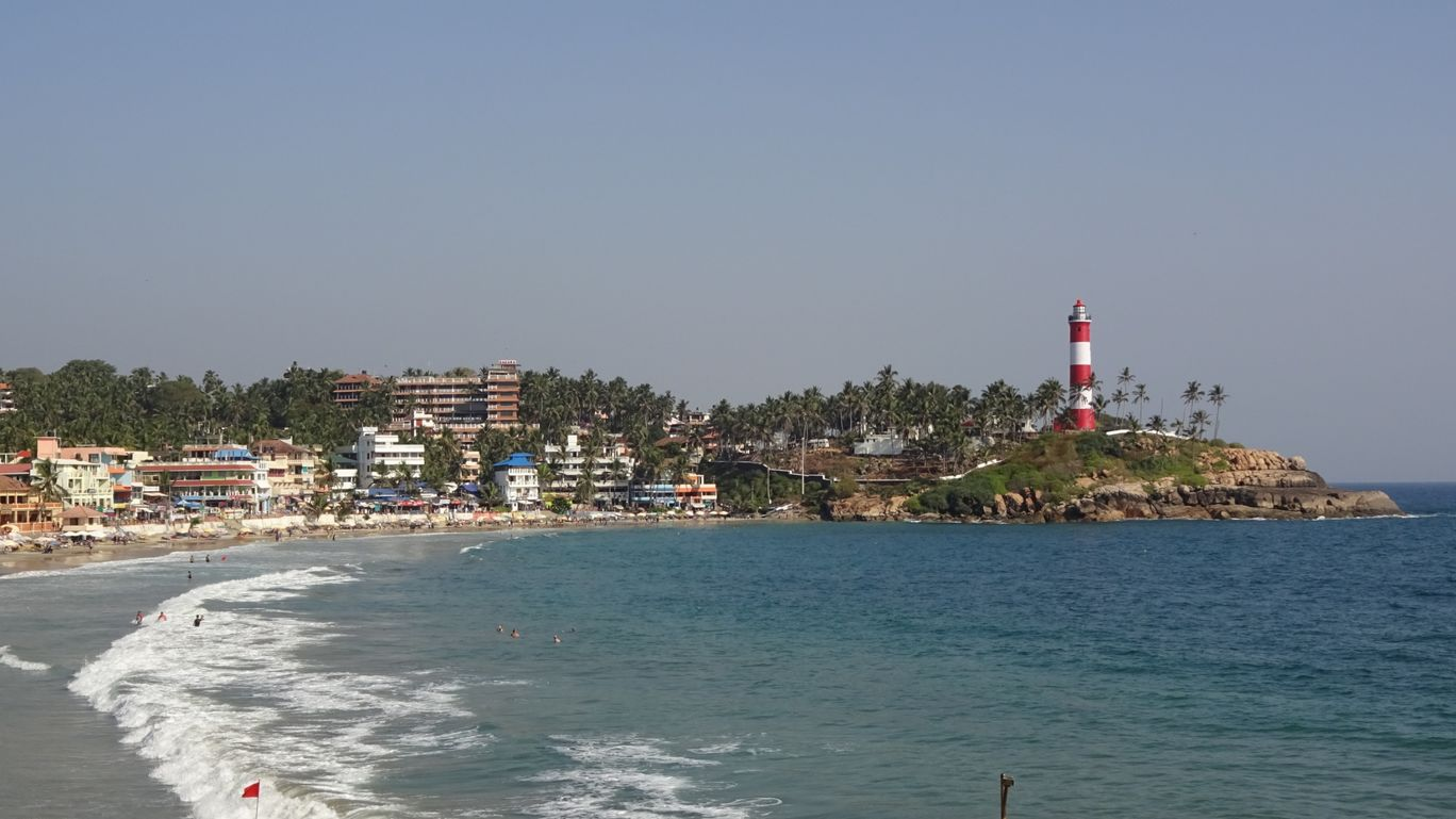 Photo of Kovalam Beach By Anantha Padmanabhan M