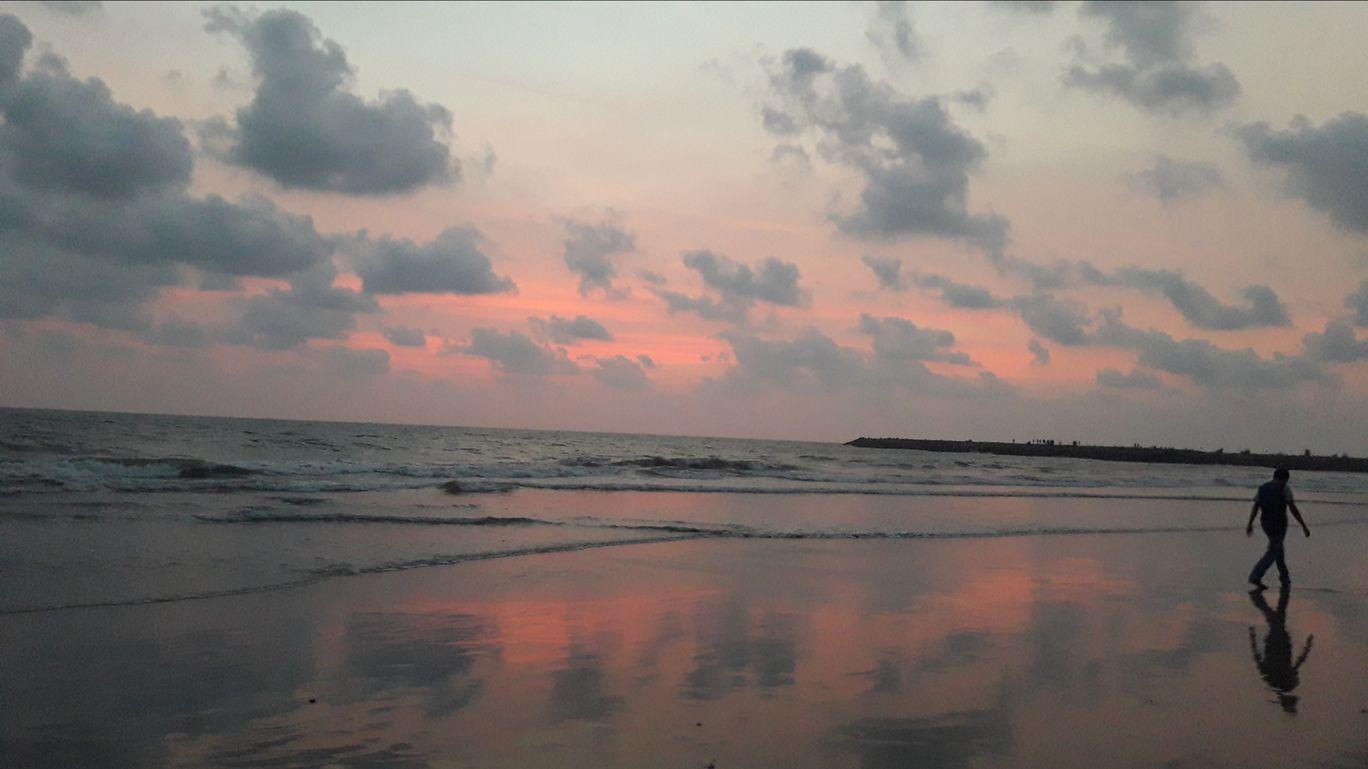 Photo of Kozhikode Beach By Anantha Padmanabhan M