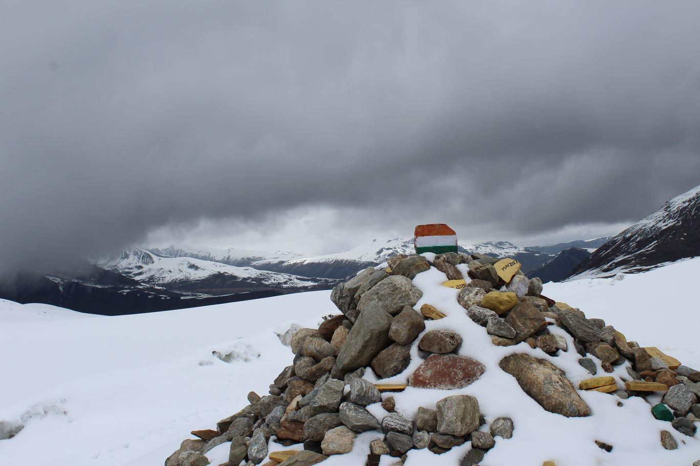 Photo of Bum La Pass By Krishna Dev