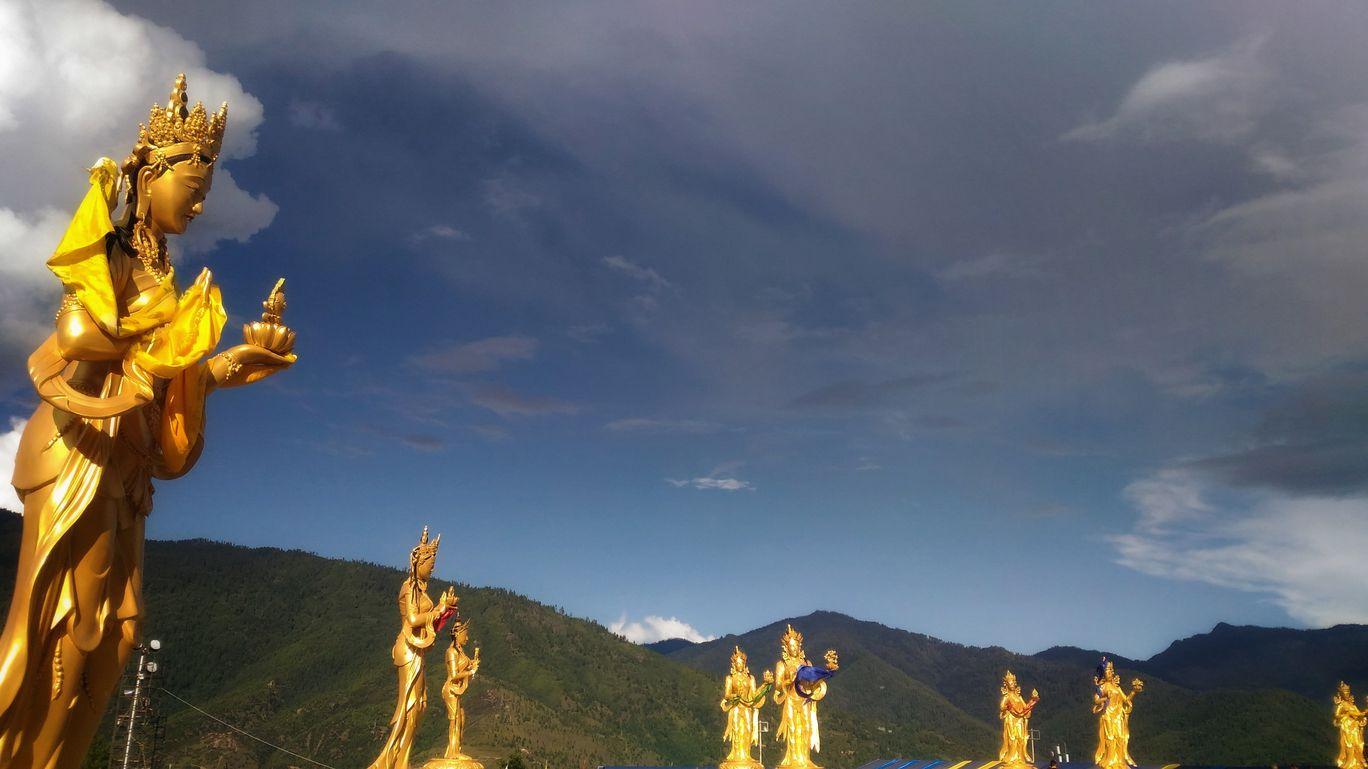 Photo of Thimphu By Krishnadev