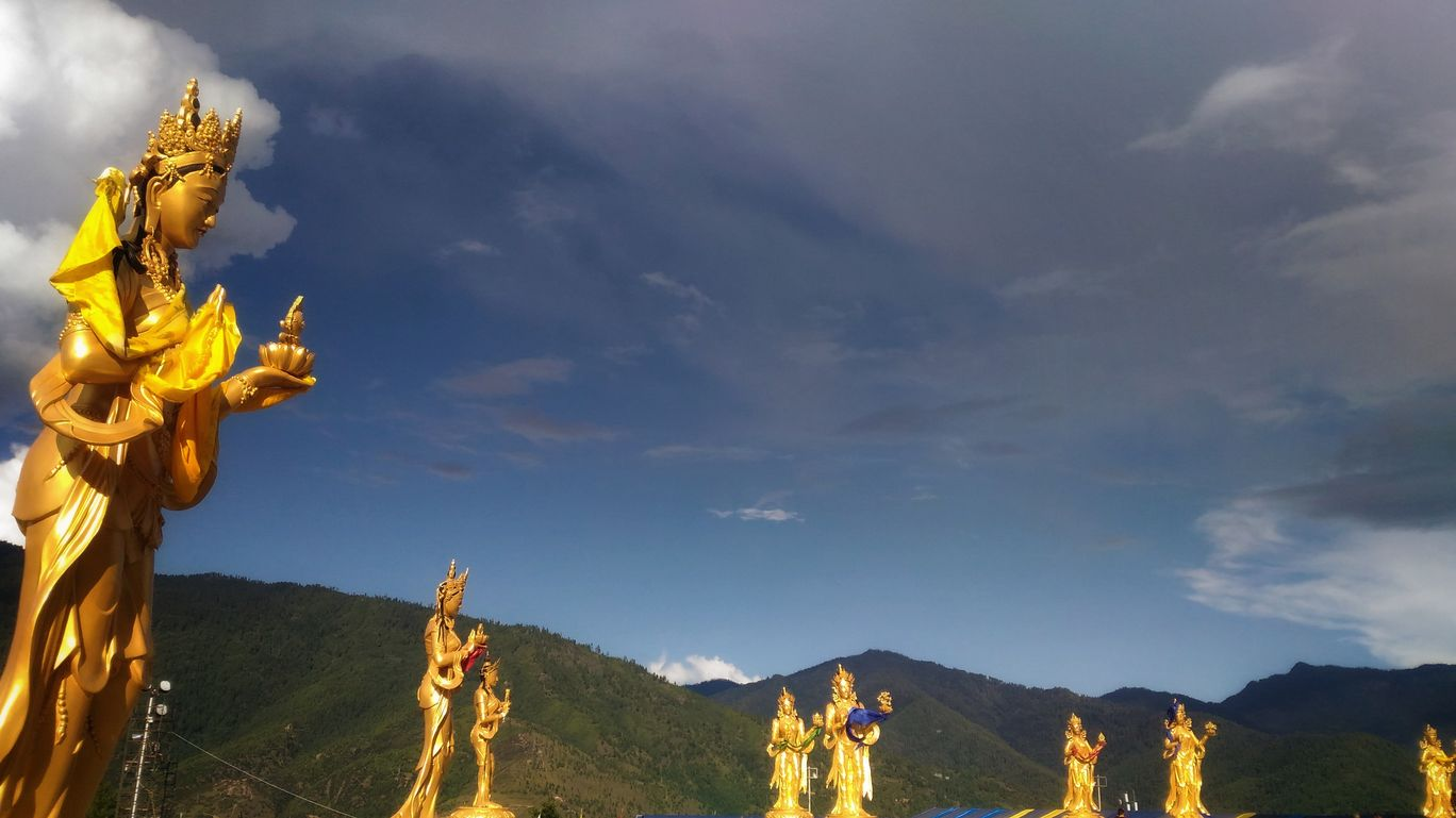 Photo of Thimphu By Krishna Dev